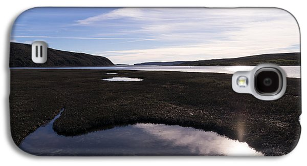 Contemplative Photographs Galaxy S4 Cases - Drakes Bay Oyster Company At Drakes Estero In Inverness Point Reyes California DSC2231 Galaxy S4 Case by Wingsdomain Art and Photography