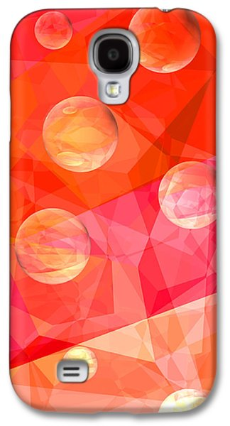 Texas Artist Galaxy S4 Cases - Dream A Little Dream Galaxy S4 Case by Wendy J St Christopher