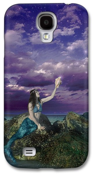 Dream Photographs Galaxy S4 Cases - Dream Mermaid Galaxy S4 Case by Alixandra Mullins
