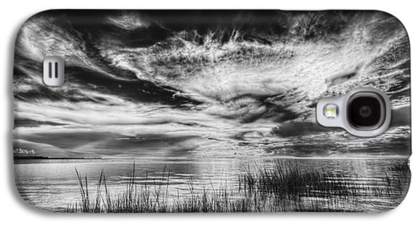 Waterscape Galaxy S4 Cases - Dream of Better Days-bw Galaxy S4 Case by Marvin Spates