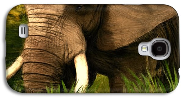 Tusk Galaxy S4 Cases - Dream Of Me Galaxy S4 Case by Lourry Legarde