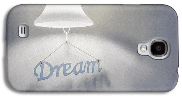 Affirmation Galaxy S4 Cases - Dream Galaxy S4 Case by Scott Norris