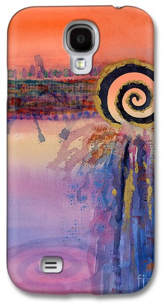 Dream Paintings Galaxy S4 Cases - Dreamcatcher Galaxy S4 Case by Amy Kirkpatrick