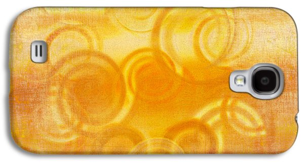 Hattiesburg Galaxy S4 Cases - Dreamcicle Galaxy S4 Case by Brenda Bryant