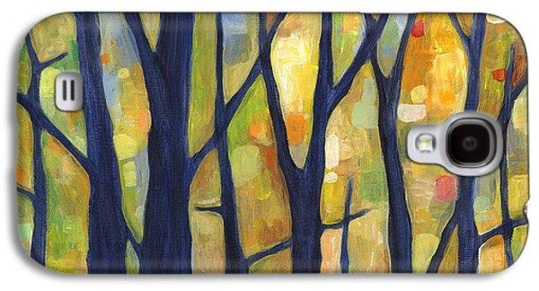 Dreaming Trees 2 Galaxy S4 Case by Hailey E Herrera