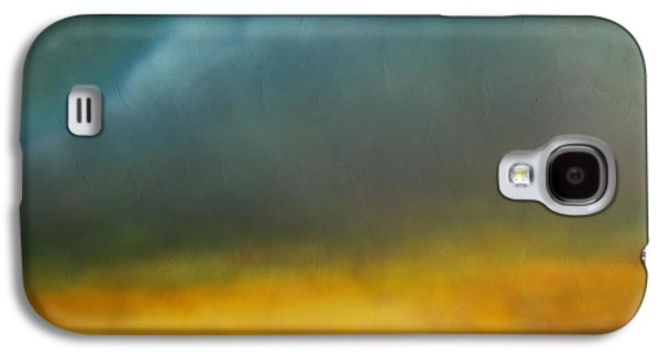 Abstract Digital Mixed Media Galaxy S4 Cases - Dreams Of The Lands You Showed Me Galaxy S4 Case by Georgiana Romanovna