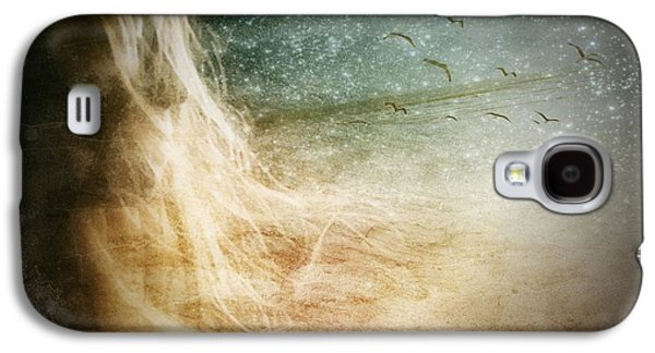 Dreamscape Galaxy S4 Cases - Dreams open your mind Galaxy S4 Case by Gun Legler