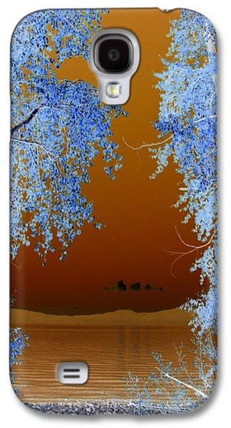Dreamscape Galaxy S4 Cases - Dreamscape .. Lake Tahoe Galaxy S4 Case by Connie Handscomb