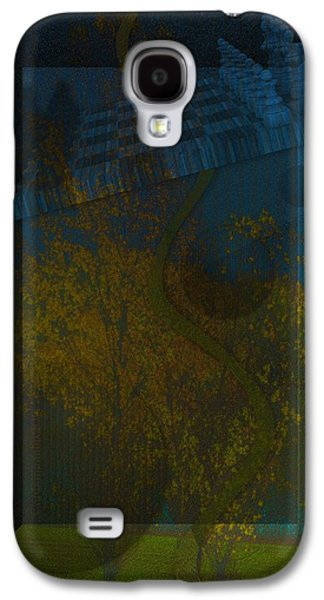 Dreamscape Galaxy S4 Cases - Dreamscape 08 Galaxy S4 Case by Mimulux patricia no