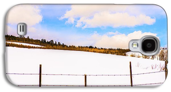 Winter Landscapes Galaxy S4 Cases - Dreamtime Galaxy S4 Case by Sandi Mikuse