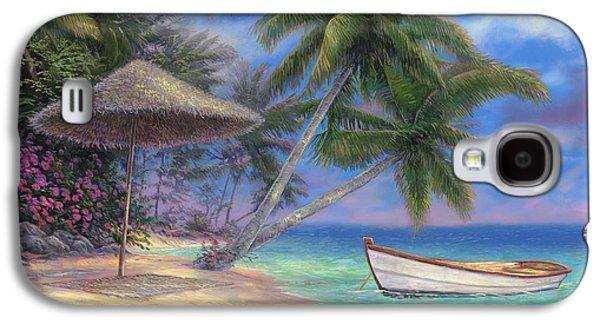 Drift Away Galaxy S4 Case by Chuck Pinson