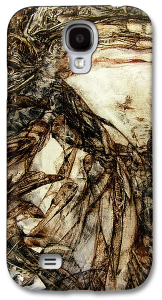 Morphing Galaxy S4 Cases - Drifting in Dreaming Galaxy S4 Case by David Walker