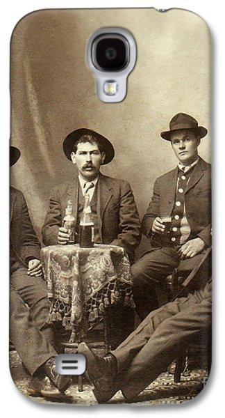 Drinking Buddies Galaxy S4 Case by Jon Neidert