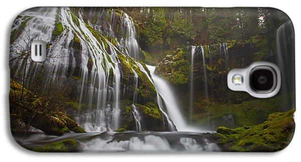 Darren Galaxy S4 Cases - Dripping Wet Galaxy S4 Case by Darren  White