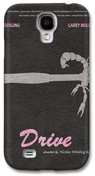 Drive Galaxy S4 Cases - Drive Galaxy S4 Case by Ayse Deniz