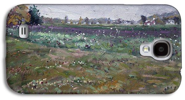 Rainy Day Galaxy S4 Cases - Drizzly Day by Shaw Barn  Galaxy S4 Case by Ylli Haruni