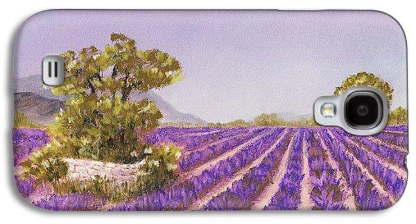 Europe Galaxy S4 Cases - Drome Provence Galaxy S4 Case by Anastasiya Malakhova
