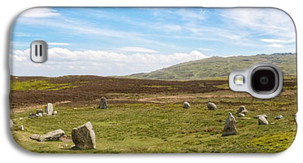 Megalith Galaxy S4 Cases - Druids Stone Circle Galaxy S4 Case by Amanda And Christopher Elwell