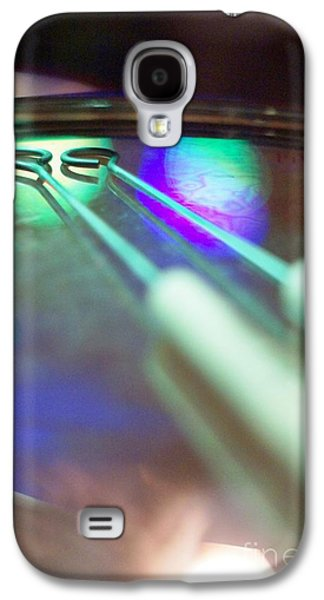 Drum Brushes Galaxy S4 Case by Lynda Dawson-Youngclaus