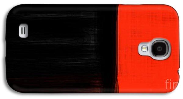 Etc. Digital Art Galaxy S4 Cases - Drunk Domino Galaxy S4 Case by James Eye