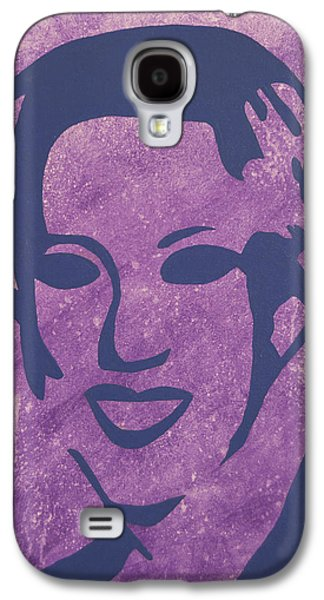 Lino Paintings Galaxy S4 Cases - Ds0798 Galaxy S4 Case by Brent Anderson