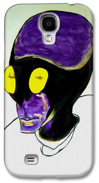 Creepy Drawings Galaxy S4 Cases - Dsc08089id Galaxy S4 Case by Bruce Stanfield