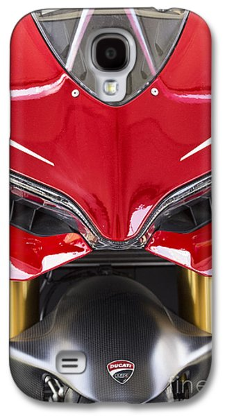 The Americas Photographs Galaxy S4 Cases - Ducati-Unplugged V11 Galaxy S4 Case by Douglas Barnard