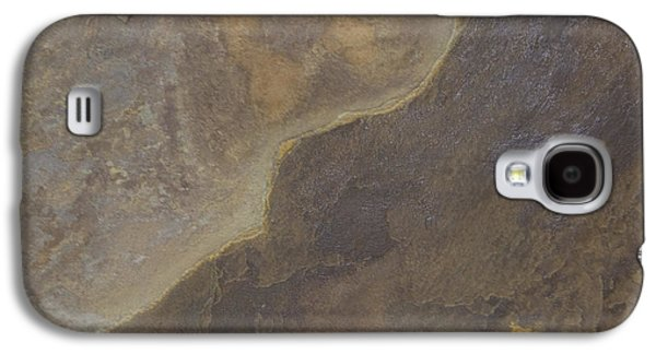 Abstracts Reliefs Galaxy S4 Cases - Dune Galaxy S4 Case by Claire Cundiff