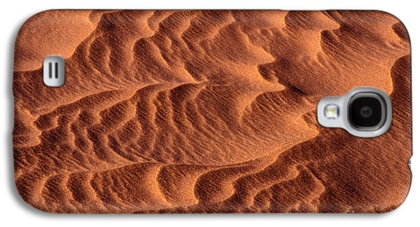 Sand Patterns Galaxy S4 Cases - Dune Patterns - 246 Galaxy S4 Case by Paul W Faust -  Impressions of Light