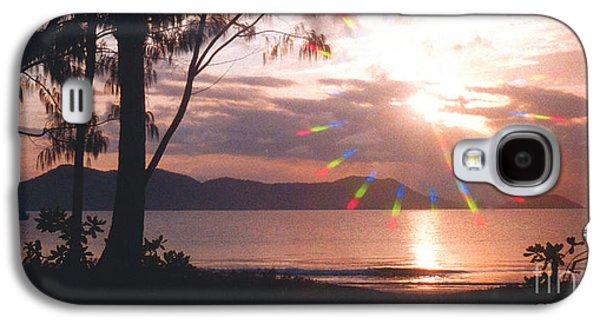 Dunk Island Galaxy S4 Cases - Dunk Island Australia Galaxy S4 Case by Jerome Stumphauzer