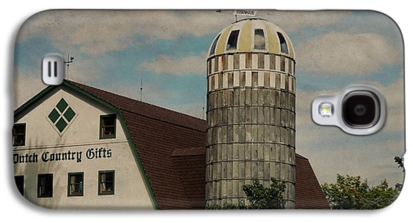 Weathervane Galaxy S4 Cases - Dutch Country Galaxy S4 Case by Dan Sproul
