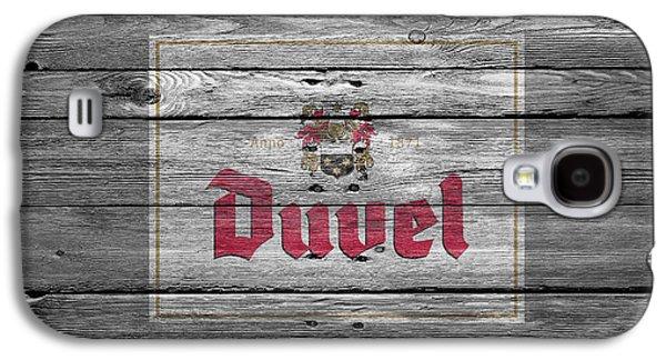 Breweries Galaxy S4 Cases - Duvel Galaxy S4 Case by Joe Hamilton