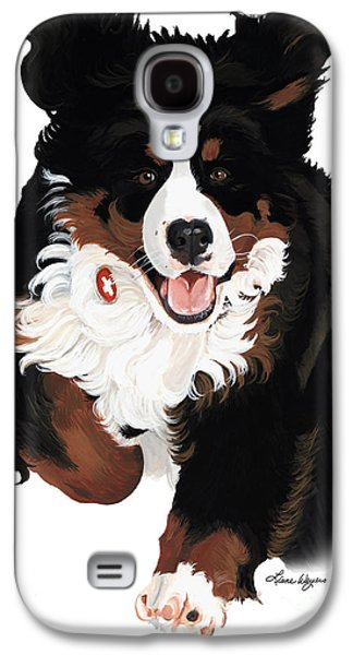 Dylan Rocks Galaxy S4 Case by Liane Weyers