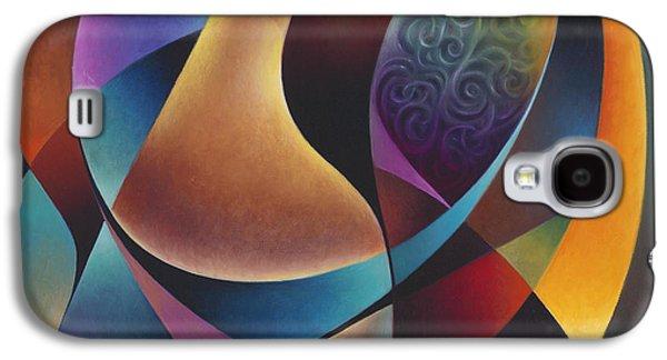 Dynamic Galaxy S4 Cases - Dynamic Series #13 Galaxy S4 Case by Ricardo Chavez-Mendez