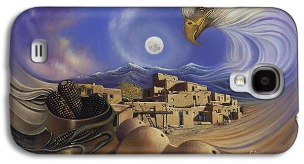 Taos Galaxy S4 Cases - Dynamic Taos Ill Galaxy S4 Case by Ricardo Chavez-Mendez