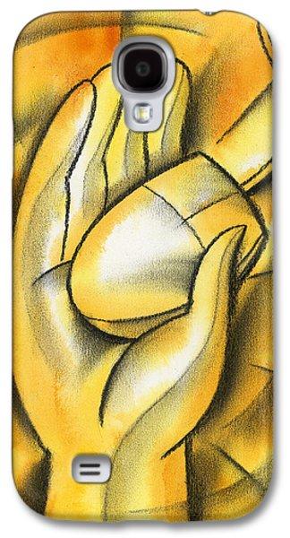 E- Business Galaxy S4 Case by Leon Zernitsky