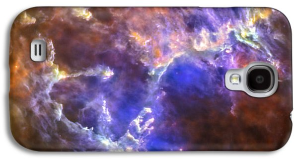 Eagle Nebula Galaxy S4 Case by Adam Romanowicz