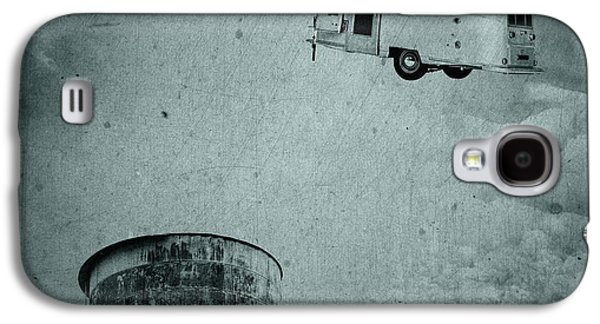 Punk Photographs Galaxy S4 Cases - Early Historic Airstream Flight Galaxy S4 Case by Edward Fielding