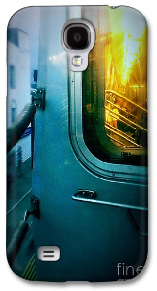 Machinery Galaxy S4 Cases - Early Morning Commute Galaxy S4 Case by James Aiken