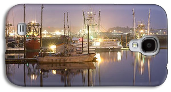 Original Photographs Galaxy S4 Cases - Early Morning Harbor II Galaxy S4 Case by Jon Glaser