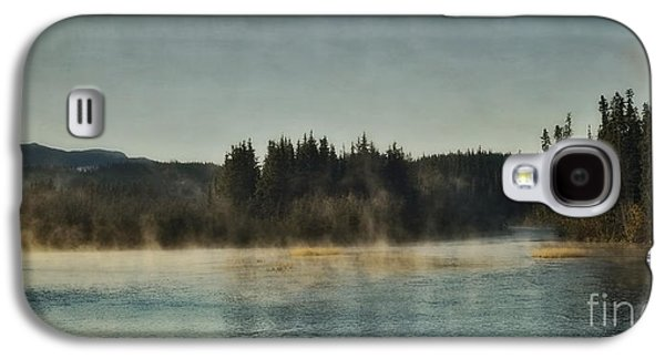 Waterscape Galaxy S4 Cases - Early Morning Galaxy S4 Case by Priska Wettstein