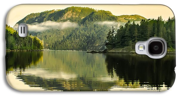 Recently Sold -  - Haybale Galaxy S4 Cases - Early Morning Reflections Galaxy S4 Case by Robert Bales