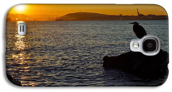 Burrard Inlet Galaxy S4 Cases - Early Riser Galaxy S4 Case by Terry Elniski