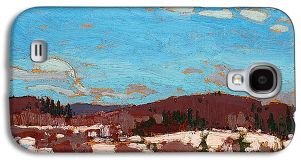 Early Spring Galaxy S4 Cases - Early Spring Galaxy S4 Case by Tom Thomson