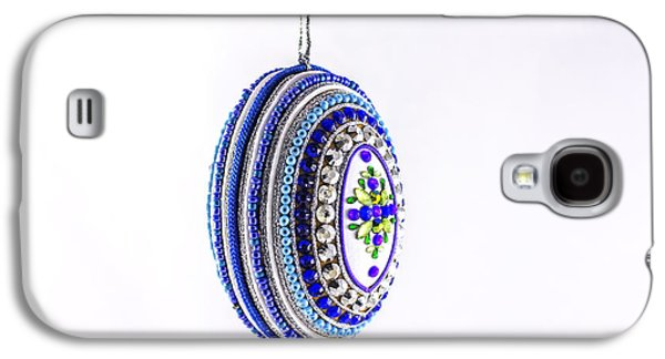 Religious Galaxy S4 Cases - Easter egg isolated Galaxy S4 Case by Newnow Photography By Vera Cepic