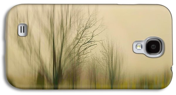 Abstract Movement Galaxy S4 Cases - Easy On Me Galaxy S4 Case by Diana Angstadt