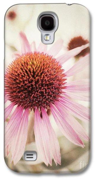 Aperture Photographs Galaxy S4 Cases - Echinacea Galaxy S4 Case by Priska Wettstein