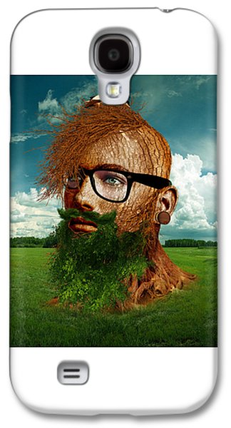 Eco Hipster Galaxy S4 Case by Marian Voicu