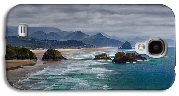 Ecola Viewpoint Galaxy S4 Case by Rick Berk