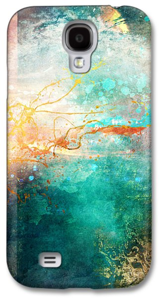 Gradient Galaxy S4 Cases - Ecstatic Galaxy S4 Case by Aimee Stewart